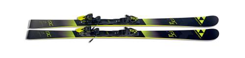 Závodní sjezdové lyže...